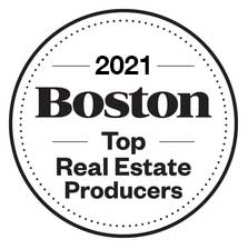2021 Boston Top Real Estate Producer